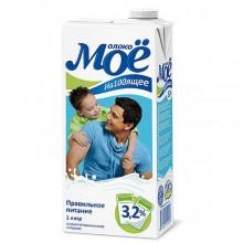 Молоко Мое 3,2% 1 литр