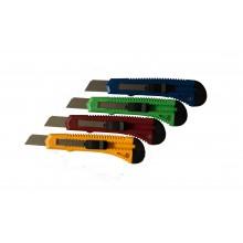 Нож канцелярский ZAMIN 18 мм.