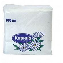 Салфетки Карина, 100 шт
