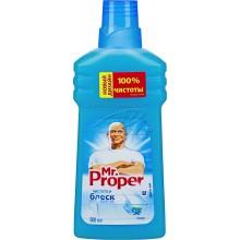 Средство для мытья полов и стен Mr.Proper  500мл (отдушки в ассортименте )
